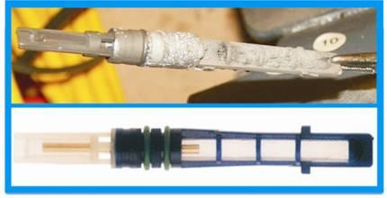 dysza rozprężna, dławik klimatyzacji, dysza dławiąca, części do klimatyzacji