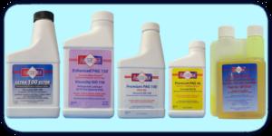 Oleje sprężarkowe do klimatyzacji samochodewj, płyny do autoklimy, Barwnik UV do układu autoklimatyzacji