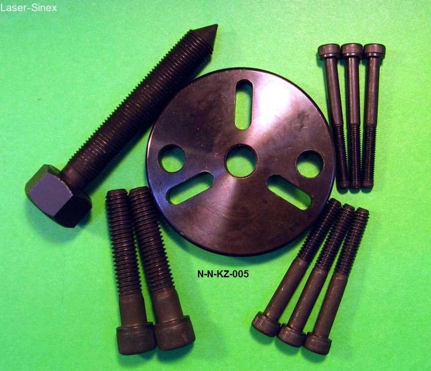 narzędzia do klimatyzacji, ściągacze sprzęgieł kompresorów