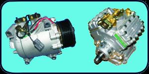 Komresoy do klimatyzacji samochodowej, sprężarki klimatyzacji