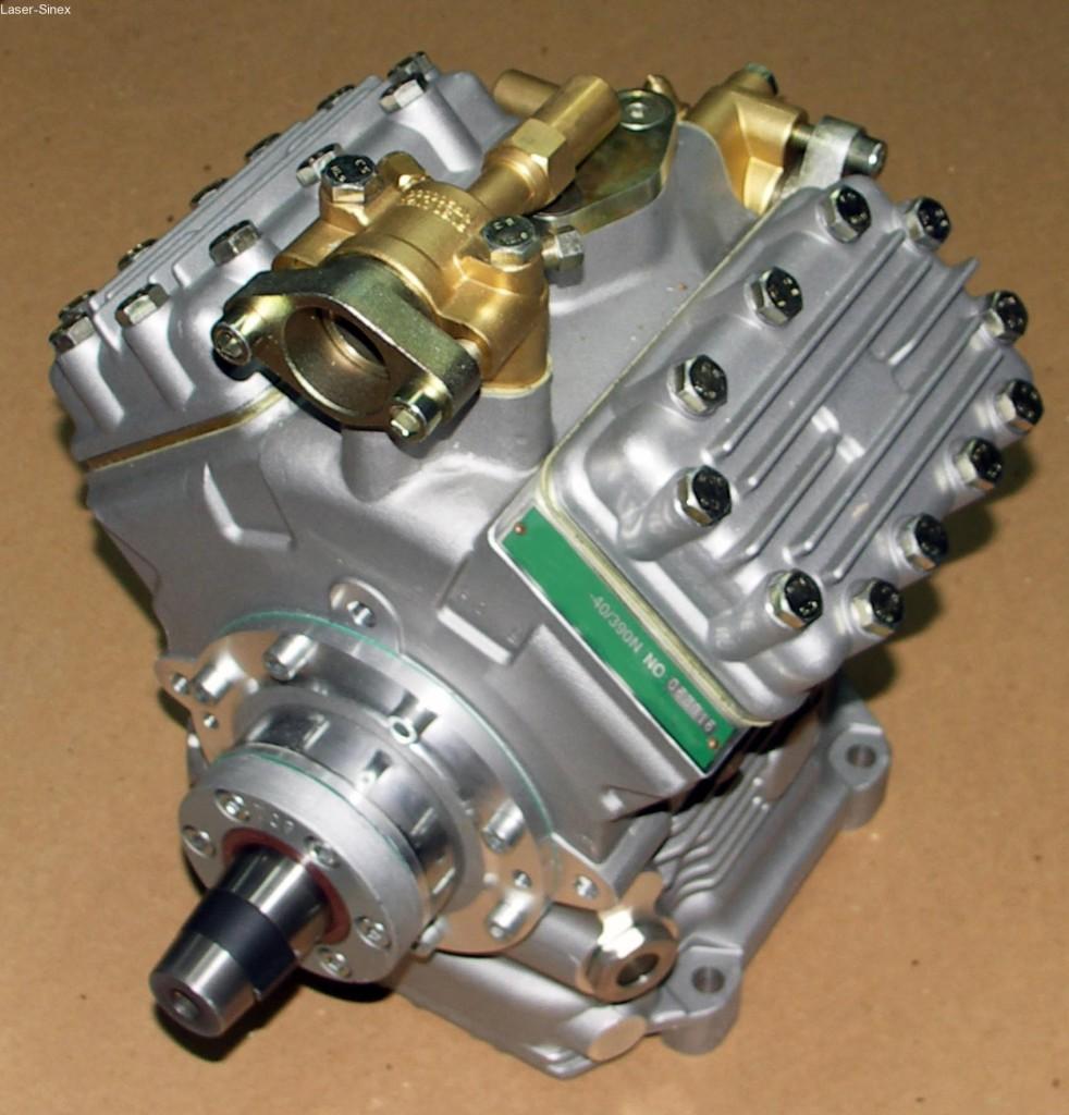 pompa klimatyzacji Scania, Neoplan, Man, Setra, Volvo