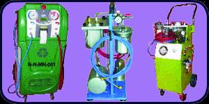 Maszyny stacje serwisowe do obsługi klimatyzacji w samchodach