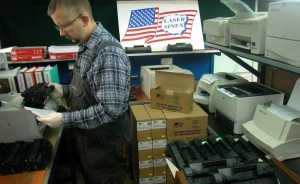 Regeneracja tonerów do drukarek laserowych, tonery regenerowane do drukarek HP