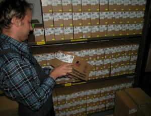 tonery w 100 % regenerowane, duże ilości, magazyn LASER-SINEX