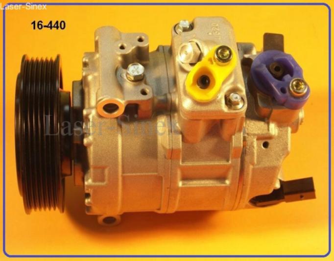 sprężarki z zaworem sterującym, kompresory klimatyzacji samochodowej