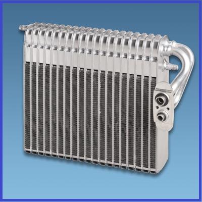 wymiennik ciepła w układzie klimatyzacji samochodowej