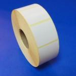 Etykieta do termotransferu, druk etykiet, drukowanie etykiet kalkami TTR
