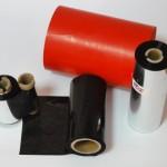 Taśmy termotransferowe do druku etykiet, Kalki termotransferowe do drukowania etykiet, materiały eksploatacyjne do drukowania etykiet