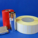 Etykiety, druk termotransferowy, drukowanie etykiet