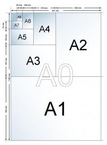 Papier do ksero, wymiary i formaty, artykuły papiernicze Łódź
