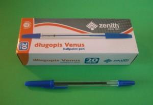 Długopis, przybory do pisania, artykuły piśmiennicze szeroki wybór