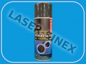 pianka do czyszczenia układu wentylacji i klimatyzacji samochodowej