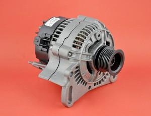 alternatory, zasilanie akumulatora, alternator budowa