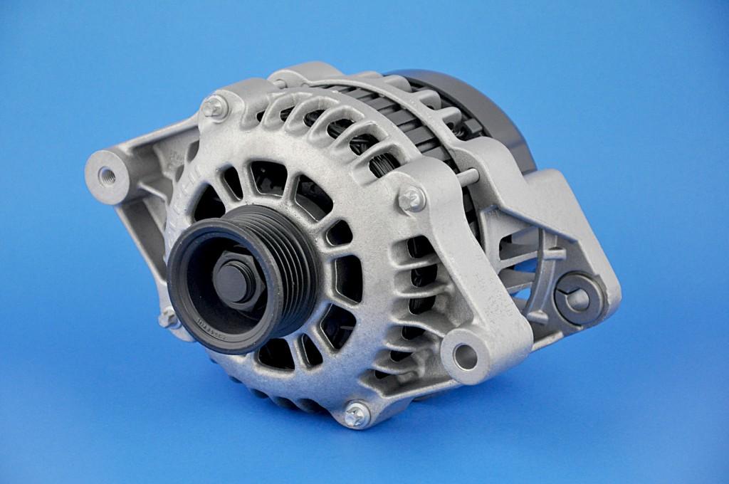 alternator, alternatory samochodowe, układ zasilania samochodu